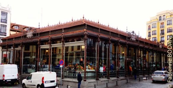 Le Mercado San Miguel, Madrid