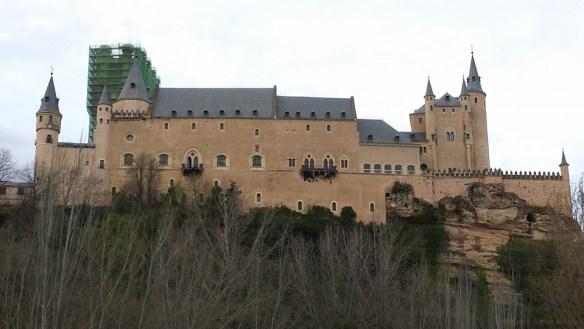 L'Alcazar de Segovia