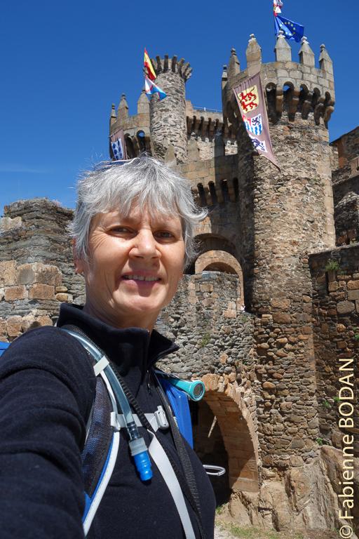 Ponferrada, château templier