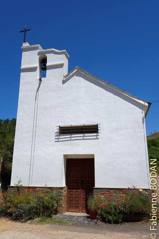 Chapelle de Pomares