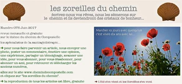 Les Zoreilles du Chemin N°73