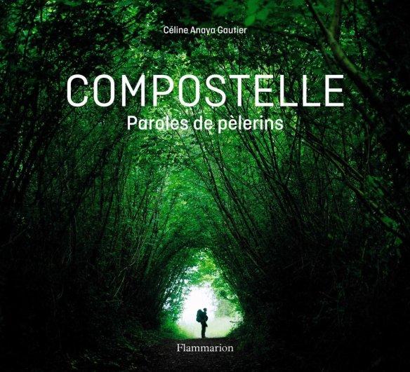 Compostelle, Paroles de pèlerins, Céline Anaya Gautier