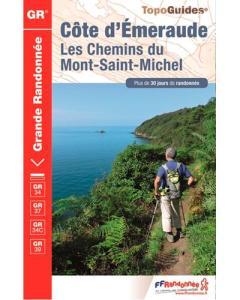 Côte d'Émeraude, les chemins du Mont-Saint-Mchel
