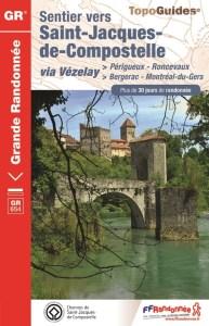 Voie Vézelay Périgueux Roncevaux