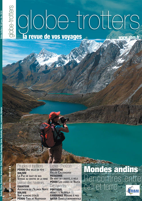 Globe-Trotters Magazine N°183 janvier-février 2019