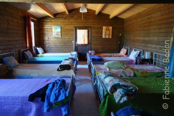 Incontestablement, la Casa Fernanda est mon coup de coeur du chemin portugais (Lugar do Corgo, sur le chemin dans un hameau 2 kilomètres avant Vitorino do Piaies). © Fabienne Bodan
