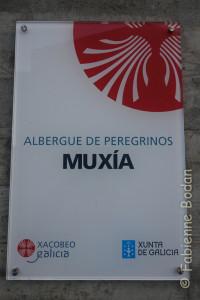L'albergue dépend de la province de Galice (Xunta de Galicia). Comme dans tous les albergues de la provine, on vous donnera une taie d'oreiller et un drap housse en papier, prévention contre les punaises oblige ! © Fabienne Bodan