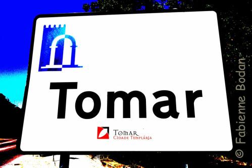 Tomar fut le haut lieu templier de l'Europe après l'éradication du Temple en France sous les ordres de Philippe Le Bel. Y demeure l'intact Convento de Cristo avec sa remarquable charola. © Fabienne Bodan