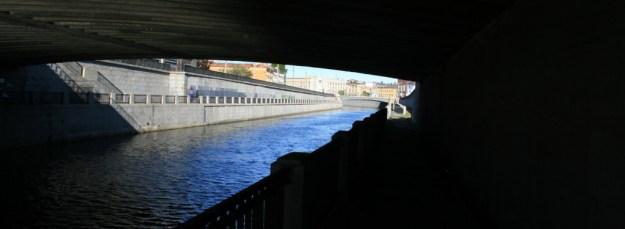 Под Ново-Каменным мостом