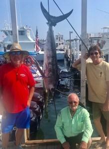 10 hour Swordfish Charter