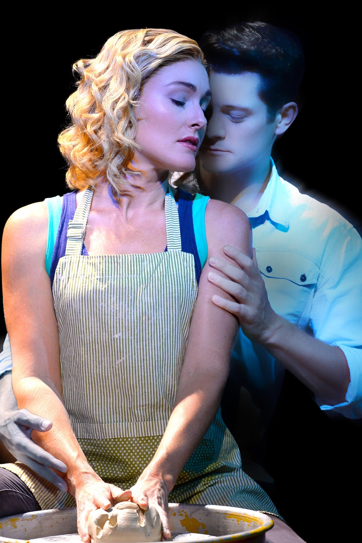 Ghost The Musical Jemma Rix and Rob Mills DSC_8299
