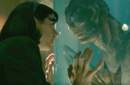 From https://www.indiewire.com/2017/12/guillermo-del-toro-rex-reed-shape-of-water-review-benicio-1201909629/