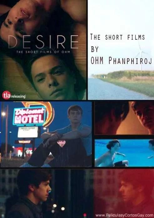 DESIRE: Short Films of Ohm - DESEO: Cortometrajes de Ohm - 2019