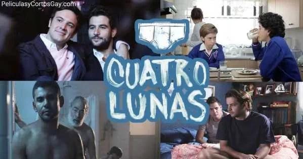 Cuatro Lunas - PELICULA GAY - Mexico - 2013