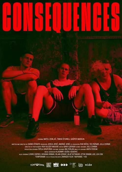 Consecuencias - Consequences - PELICULA GAY - Eslovenia - 2018