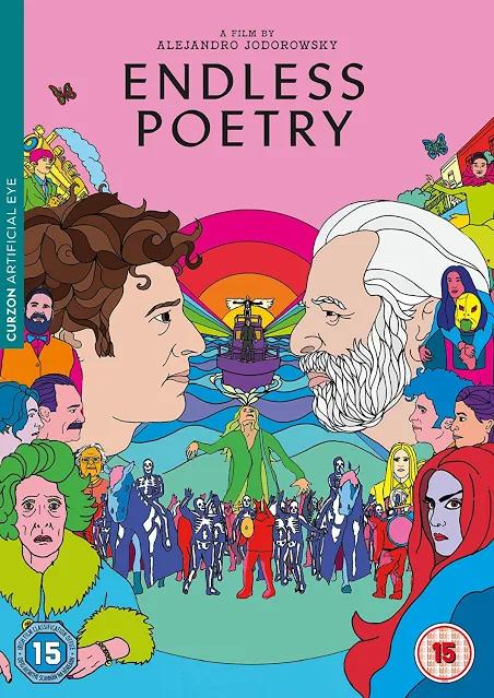 Poesía Sin Fin - PELICULA - Chile - 2016