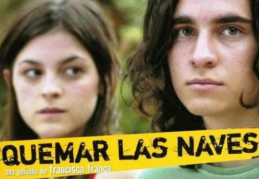 """VER ONLINE PELICULA """"Quemar las naves"""" - Mexico - 2007"""