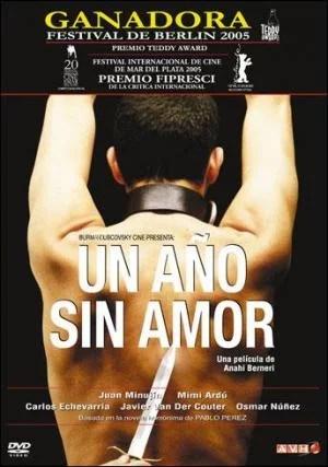 """VER ONLINE Y DESCARGAR PELICULA """"Un Año Sin Amor"""""""