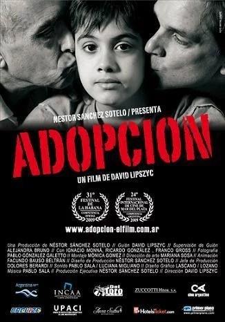 CARTEL: ADOPCION - PELICULA - 2009