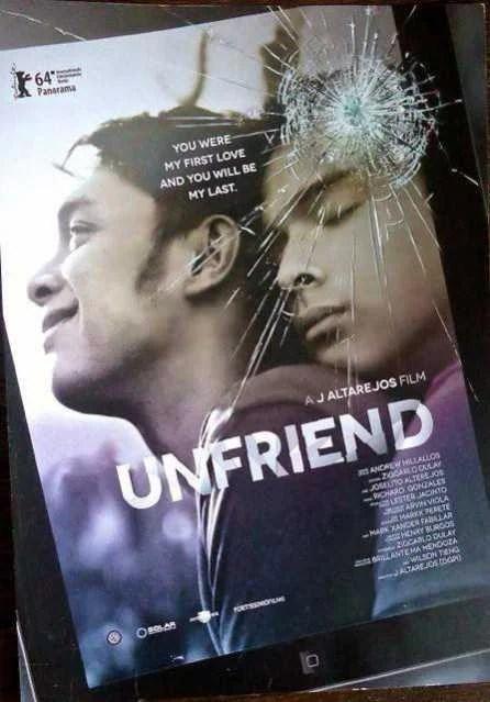 """VER ONLINE Y DESCARGAR PELICULA """"El Final De La Amistad"""" """"Unfriend"""""""