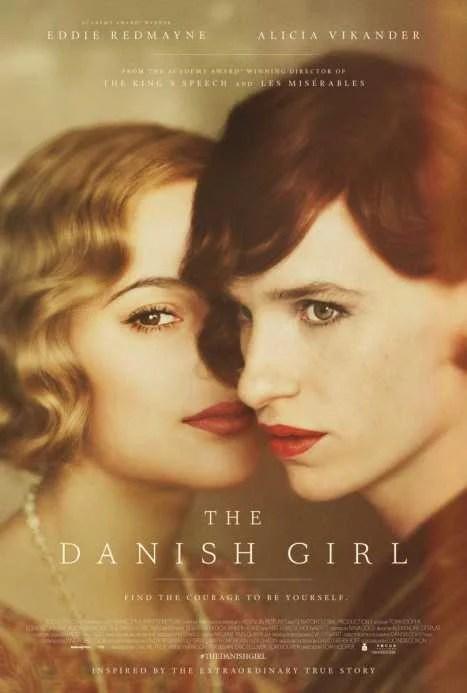 CARTEL: La Chica Danesa - The Danish Girl - PELICULA - 2015