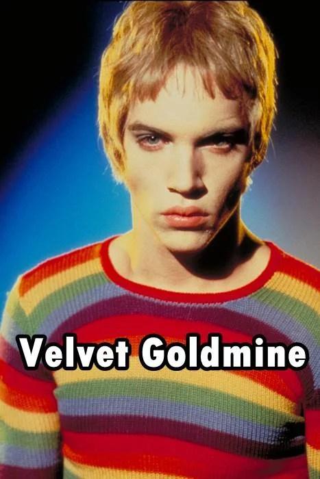 """VER ONLINE Y DESCARGAR PELICULA """"Velvet Goldmine"""""""