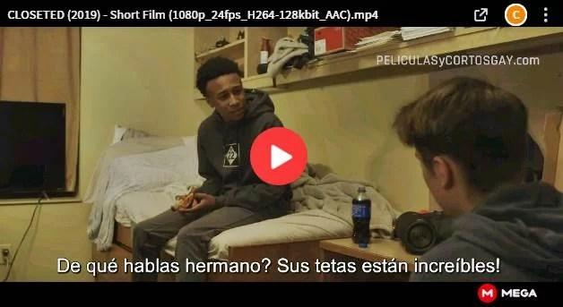 CLIC PARA VER VIDEO CLOSETED - CORTO GAY - (Sub. Esp) - EEUU - 2019