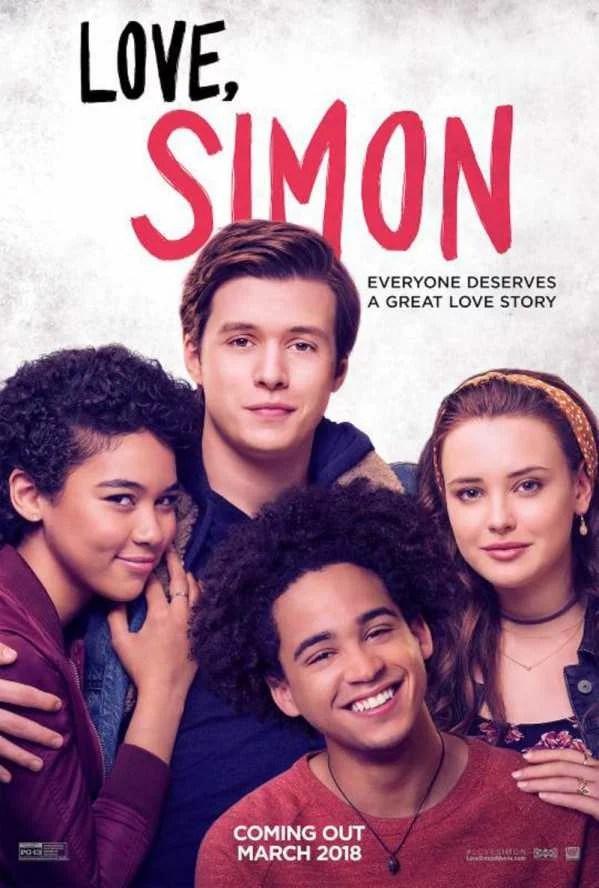 """VER ONLINE y DESCARGAR PELÍCULA """"Con amor: SIMON""""  """"Love, Simon"""""""
