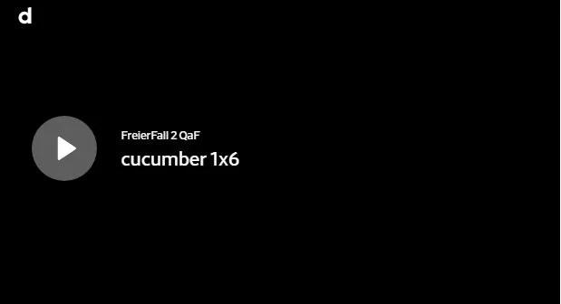 CLIC PARA VER CAPITULO 6 Cucumber - MINISERIE de TV - (Sub Esp) - Inglaterra - 2015