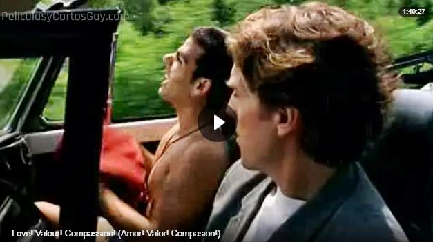 CLIC PARA VER VIDEO Entre Amigos - Love! Valour! Compassion! - PELICULA - EEUU - 1997