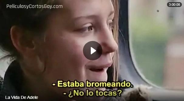CLIC PARA VER VIDEO La Vida de Adele - Pelicula - Francia - 2013