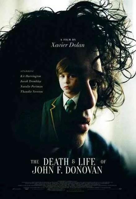 La Vida y Muerte de John F. Donovan - PELICULA - 2018 - Canada