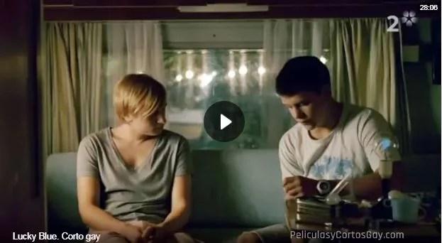 CLIC PARA VER VIDEO Lucky Blue - CORTO - Suecia - 2007