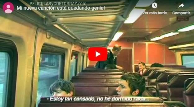 CLIC PARA VER VIDEO Mi Nueva Canción Esta Quedando Genial - Corto/Documental - Chile/EEUU - 2010