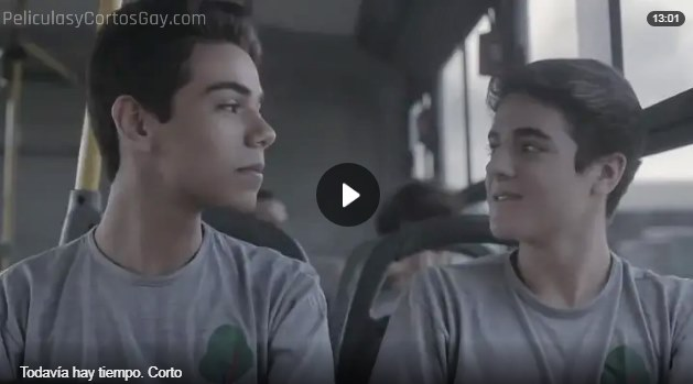 CLIC PARA VER VIDEO Todavia Hay Tiempo - CORTO - Brasil - 2014