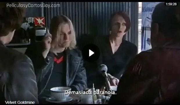 CLIC PARA VER VIDEO Velvet Goldmine - Sub. Esp. - PELICULA - EEUU - 1998