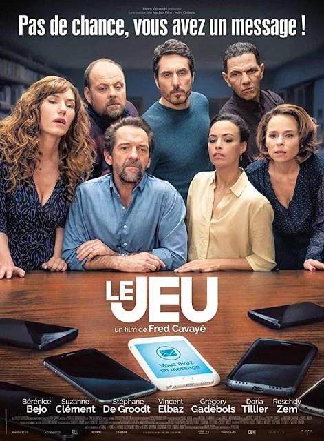 El Juego - Le Jeu - PELÍCULA - Francia - 2018