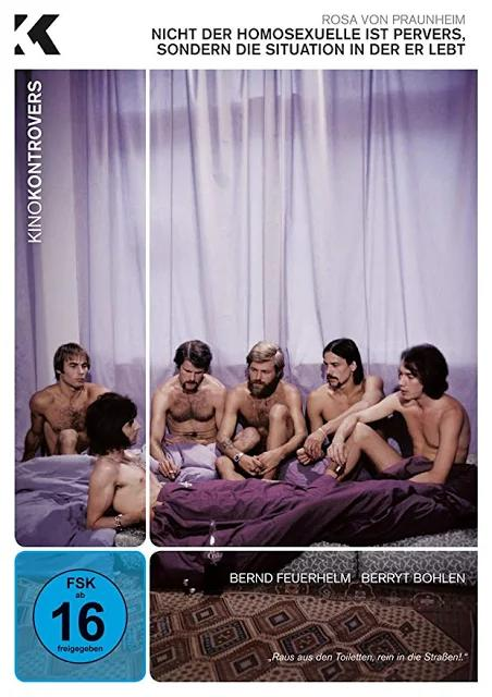 No es Perverso Ser Homosexual, Perverso es el Contexto - PELICULA - Alemania - 1974