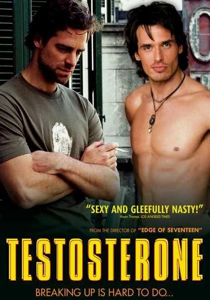 Testosterona -  PELICULA - EEUU - 2003