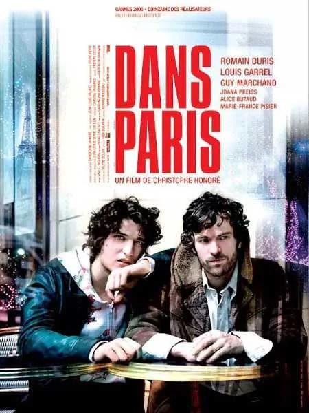 En París - Dans Paris - PELICULA - Francia 2006