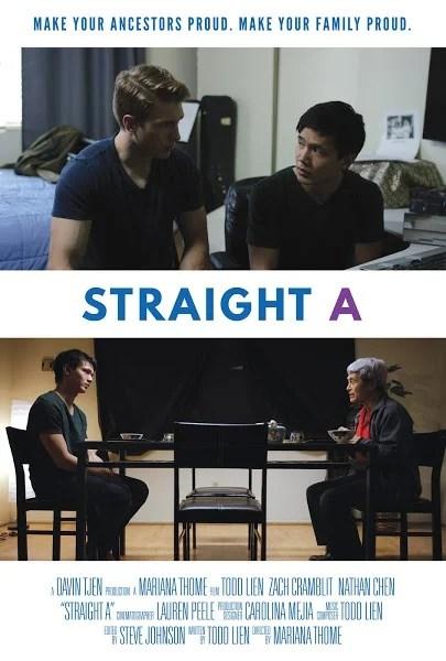 Straight A - CORTO GAY - EEUU - 2016