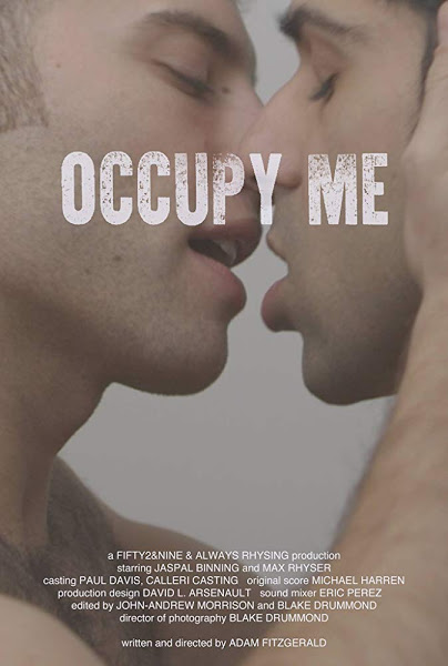 Invádeme - Occupy Me - CORTO - EEUU - 2015
