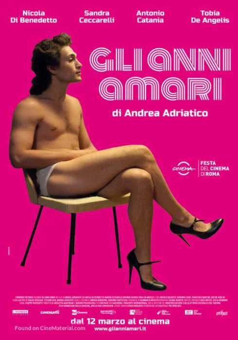 Los Años Amargos - Gli Anni Amari - PELICULA - Italia - 2019