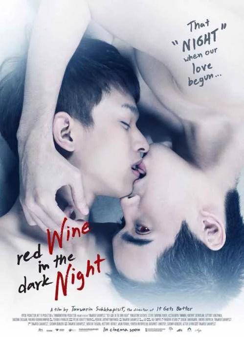 Red Wine in the Dark Night - PELICULA (Sub. Español) Tailandia - 2015