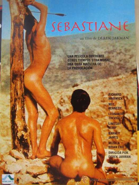 Sebastiane - PELICULA [+18] Reino Unido - 1976