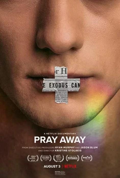 Pray Away: Reza y Dejarás De Ser Gay - DOCUMENTAL - EEUU - 2021
