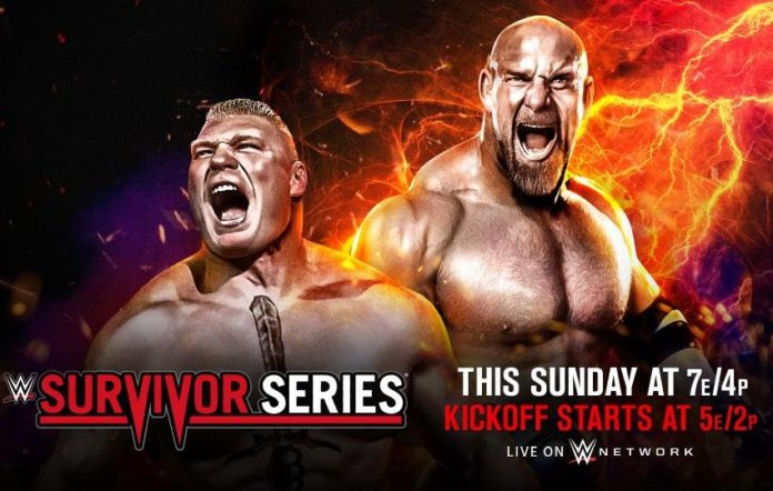 WWE SURVIVOR SERIES #SurvivorSeries #WWE