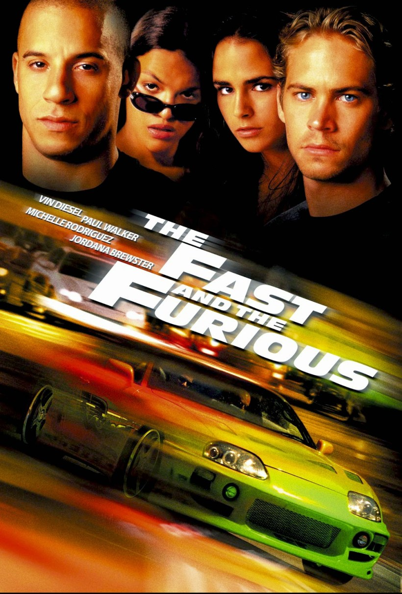 RAPIDO Y FURIOSO 1 - The Fast and the Furious - Peliculas Online