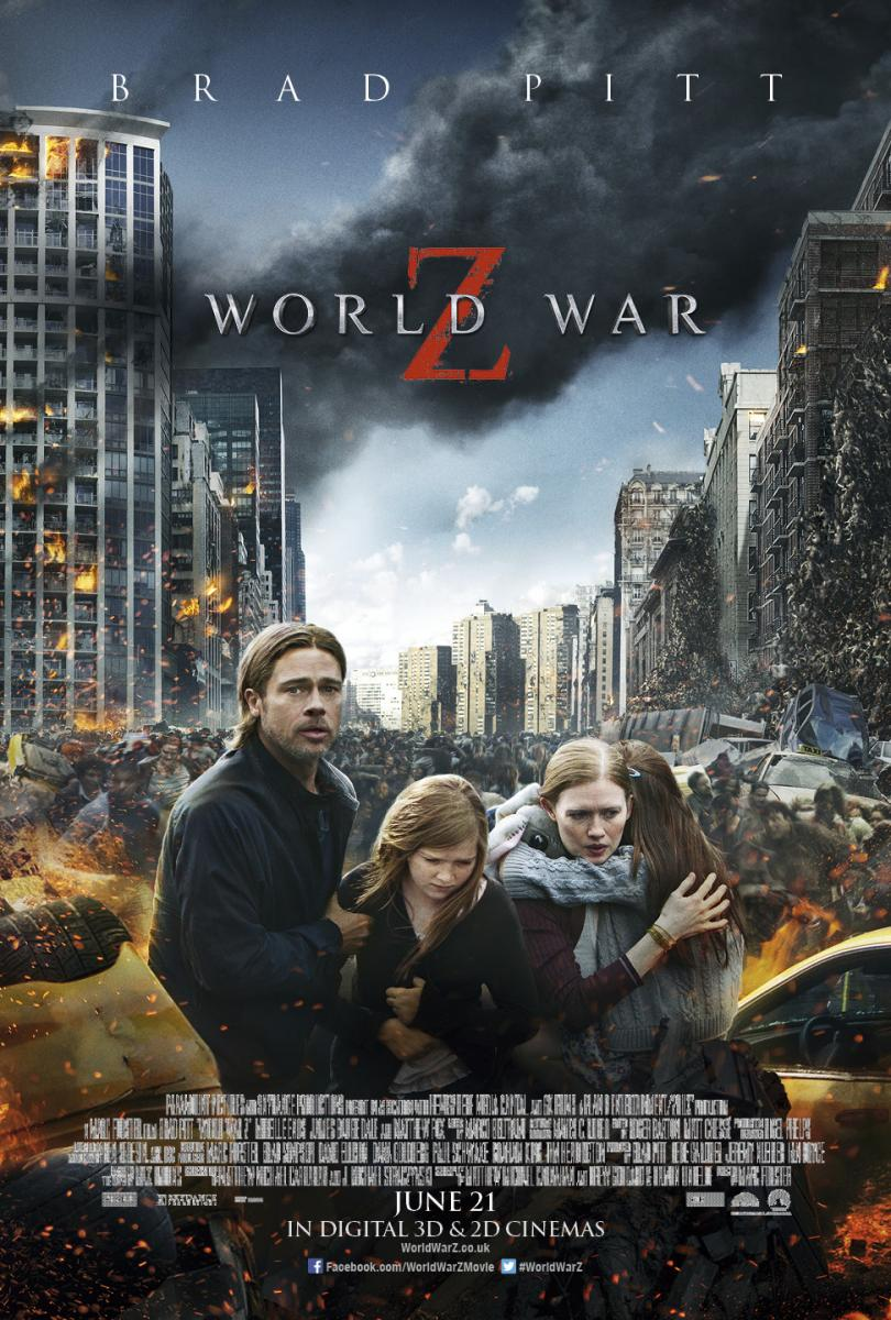 world war z - GUERRA MUNDIAL Z