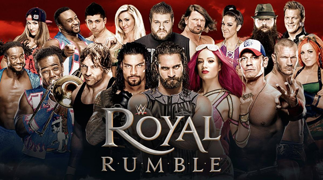 Royal Rumble 2017